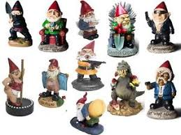 new novelty garden gnomes outdoor decoration statues