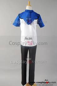 pokemon ash ketchum cosplay costume custom style c pokemon