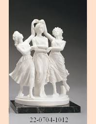 dancers statue classic statues baroque and neo classic three dancers