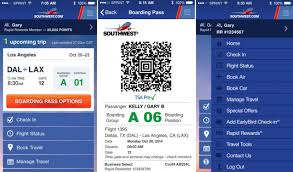 southwest airlines updates ios app enables mobile boarding pass
