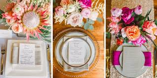 Wedding Table Setting 60 Stunning Table Settings For Weddings And Events
