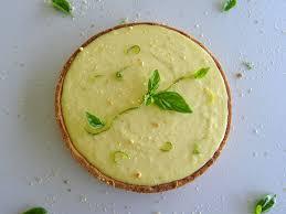 fraiser en cuisine tarte citron vert basilic de jacques génin fou de pâtisserie la