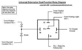 universal turn signal wiring diagram u0026 turn signal wiring the 1947