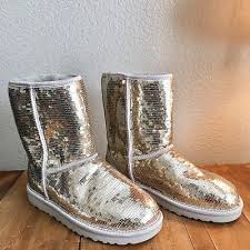 ugg womens lyla boots charcoal uggs sparkle 9 zeppy io