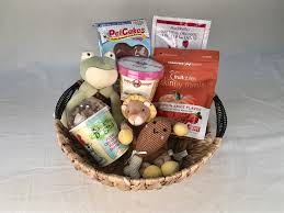 feel better soon gift basket pet boutique get well soon gift basket dog edition