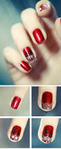36 sparkling nail designs for christmas party u2013 sortra