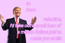 valentines day meme cards free template