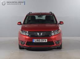 renault logan van used dacia for sale logan mcv dci laureate red london west