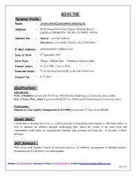 objective in resume for freshers cover letter resume personal profile examples resume personal cover letter good cv profile examples insurance claims clerkresume personal profile examples extra medium size