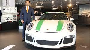 porsche india india auto blog driveinside com