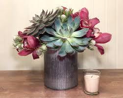 succulent arrangements no grit no pearl succulent arrangement in paul mn iron