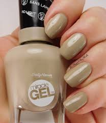 sally hansen miracle gel nail polish twiggy be happy and buy polish