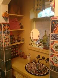 mexican tile bathroom designs google search spanish bathroom