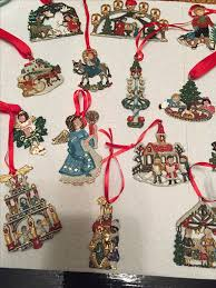7 best german painted pewter ornaments images on