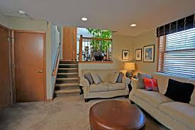 tri level 1960 s brookfield family room remodel sj janis