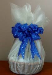 cellophane gift wrap creative gift wrapping ideas for gift baskets using fabric