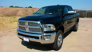Dodge Ram Cummins Specifications - all new 2016 ram 2500 4x4 laramie cummins diesel 6 7l tdy sales