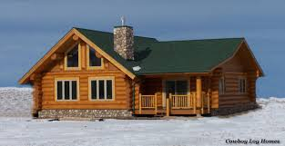 log home styles small hunting cabin kits the handcrafted variety cowboy log homes