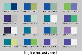 two color combinations color e