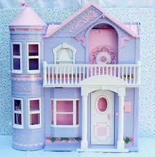 6 15 sold barbie dream house dollhouse 2000 purple working elevator