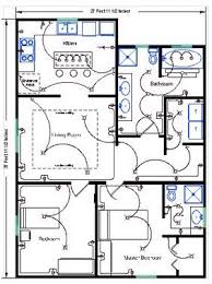 the reflected lighting ceiling plan of the
