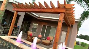 Average Cost To Build A Patio by Pergola Plans And Design Ideas How To Build A Pergola Diy