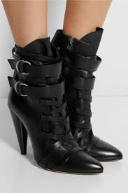 ladies leather motorcycle boots 2521 best footwear images on pinterest shoes ankle booties and