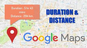 Google Maps App Multiple Destinations Google Maps Duration Android Tutorials Youtube