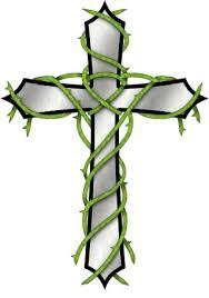 religious cross design
