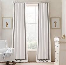 Curtains White And Grey Amazing White Grey Curtains Decor With White Curtains With Gray