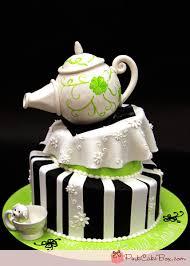bridal shower teapot cake bridal shower cakes