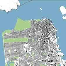 San Francisco Elevation Map Site Plan U0026 Figure Ground Plan Of San Francisco For Download As Pdf