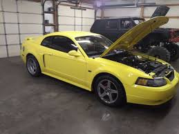 kenne bell mustang gt 1fafp42x22f176240 2002 ford mustang gt w kenne bell