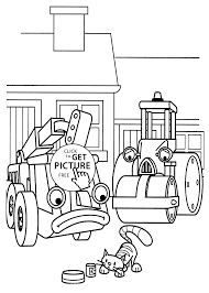 cartoons coloring pages archives coloring 4kids com