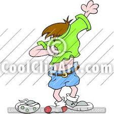 boy getting dressed clipart 2068607