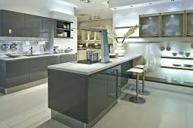 cuisine blanche grise peinture cuisine blanche magnifique cuisine blanche et grise ilot