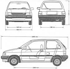 mazda 121 mazda 121 1988 smcars net car blueprints forum