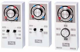 danfoss central heating programmers and timers