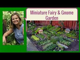anne of green gardens miniature fairy and gnome garden youtube