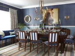 dining room amazing blue dining room chairs dining room with