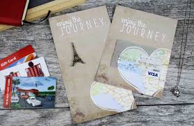 vacation gift cards free printable enjoy the journey graduation gift card holder gcg