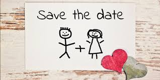 save the date ideas save the date ideas archives lakes region tent event