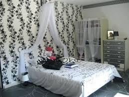 chambre baroque noir et coin tv 1282044646 chambre baroque 3 photos ds13 deco chambre