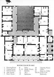 terrific roman atrium house plan photos best inspiration home