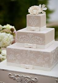 wedding cake lace wedding trends lace cakes part 3 the magazine