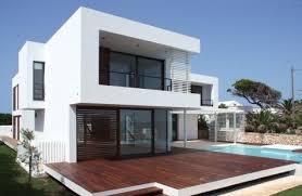 modern house building modern summer house exterior design home decorating ideas