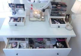 beauty u0026 le chic the make up storage update
