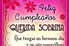imagenes bonitas de cumpleaños para el facebook tarjetas bonitas de cumpleaños para una sobrina para enviar por