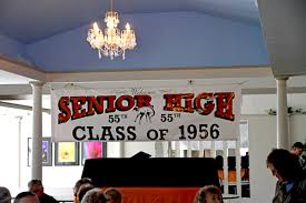 high school reunion banners billings senior high 55th reunion