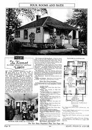 Craftsman Style Bungalow 1928 Sears U0026 Roebuck Catalog House This Looks Exactly Like Our